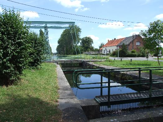 ancien canal pommeroeul antoing