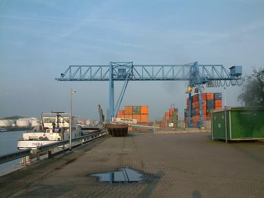 Containerterminal Brussel